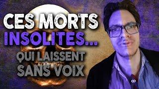 BIZARRERIE : Ces Morts Insolites... Qui Laissent Sans Voix