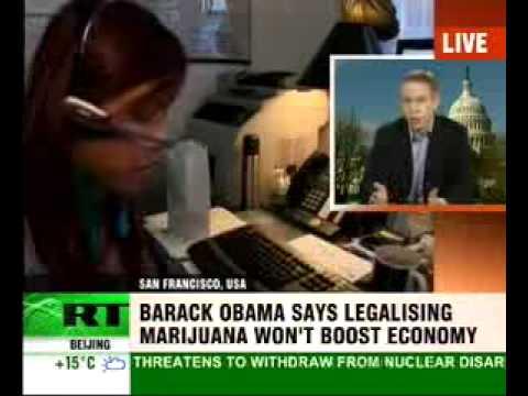 'Legalizing pot hits drug cartels'
