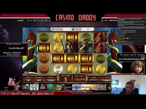 Vikings go wild - Big win - Casino streamer from YouTube · High Definition · Duration:  4 minutes 11 seconds  · 3000+ views · uploaded on 29/06/2016 · uploaded by Casinodaddy Gambling Channel