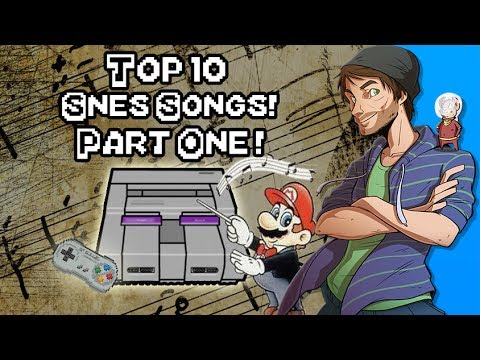 Top 20 Snes Songs of ALL TIME! 20-11 - SpaceHamster