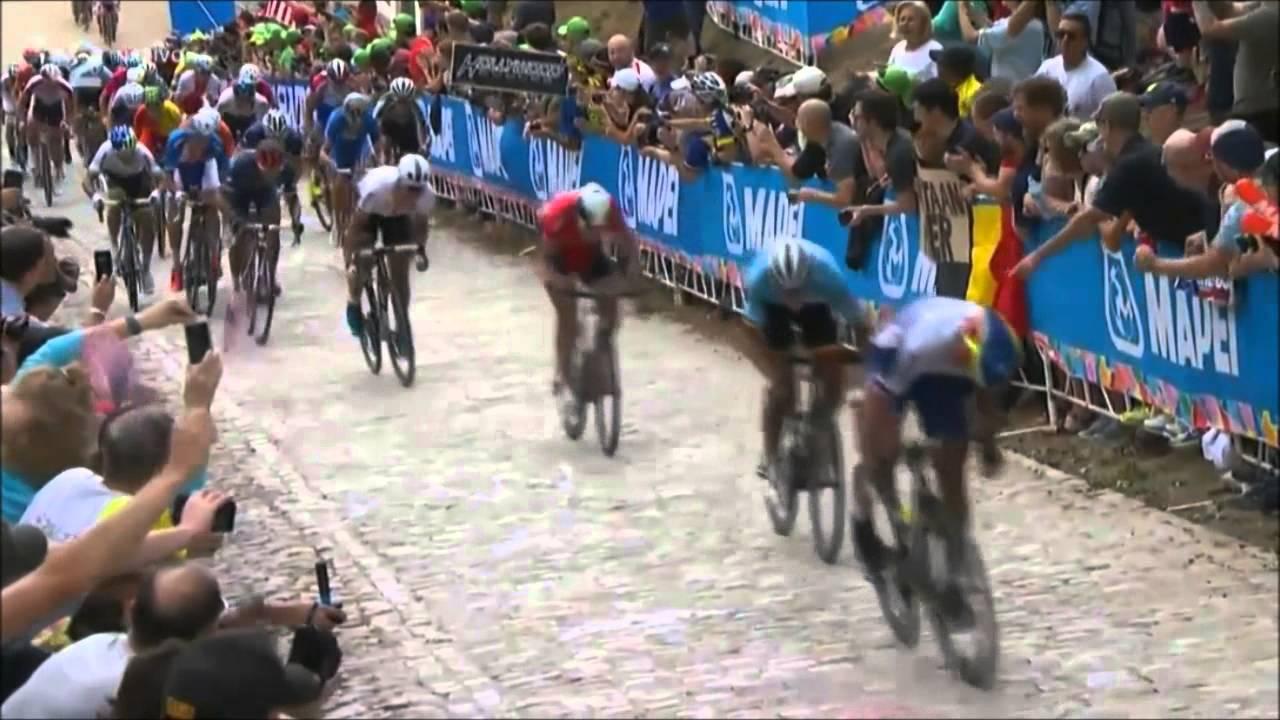 PETER SAGAN UCI WORLD CHAMPION 2015! Sagan majster sveta HD
