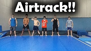 Game of Air! ( Airtrack ) GERMAN!!!