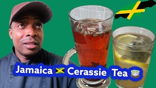 Drinks before you go to bed tonight, Cerassie Tea see what happened to your body in the morning