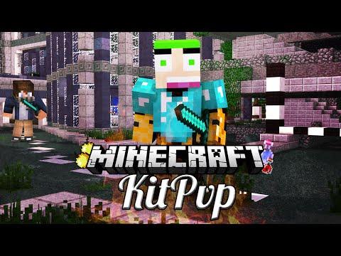 Minecraft Kitpvp #20 EEN MOEILIJKE START!