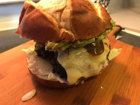 The Ernest Borgnine Burger