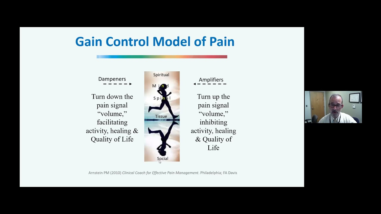 Download Blum Center Program: Pain and Its Treatments – Finding the Right Balance