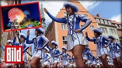 Größtes Schützenfest der Welt - Hannover feiert
