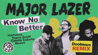 Baixar Major Lazer - Know No Better (feat. Travis Scott, Camila Cabello & Quavo) (Doobious Remix)