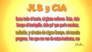 JLB y cia El gitano señoron karaoke