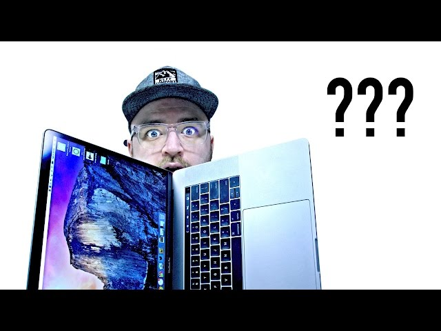 Fixing The Terrible MacBook Pro...