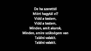 Скачать Kodaline All I Want Magyar Felirattal Hungarian Lyrics