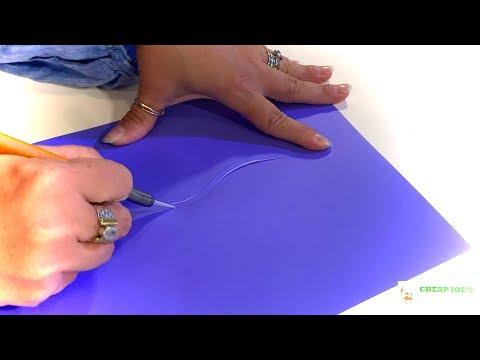 Cheap Joe's 2 Minute Art Tips - Slice Cutting Tools