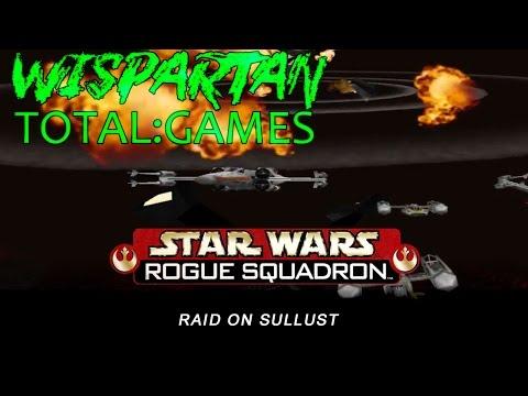 Star Wars Rogue Squadron 3D  (Raid on Sullust) |