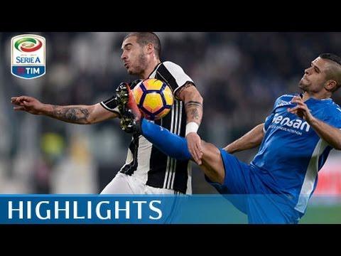 Juventus - Empoli 2-0 - Highlights - Giornata 26 - Serie A TIM 2016/17