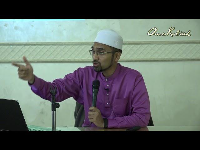 20180221-Dr Rozaimi-Qatar-Zaadul Ma'ad & Penilaian Riwayat Sirah
