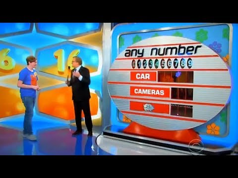 The Price is Right - Any Number - 3/22/2018