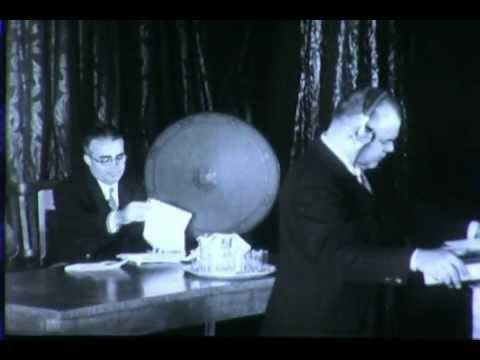 Speeches by Thomas Edison - 1929