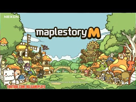 MapleStory M Gameplay (Android IOS)
