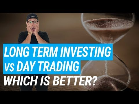Long Term Investing vs. Day Trading - Check Out Heckler at 29 Minutes