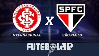 Internacional 3 x 1 São Paulo - 14/10/2018 - Brasileirão