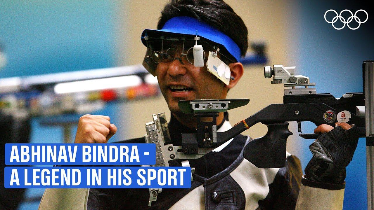 Download India's Abhinav Bindra 🇮🇳 I Legends Live On