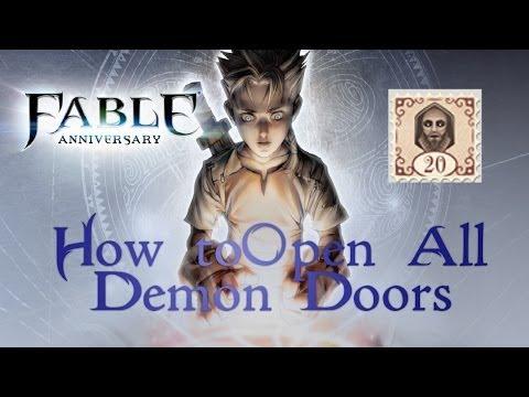 Fable Anniversary - Demon Doors