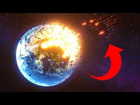 I Found 2 *NEW* Easter Eggs In Solar Smash (Alien Armada!?)