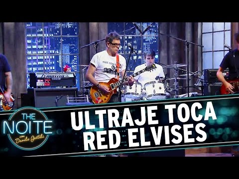 The Noite (10/09/15) - Ultraje Toca Red Elvises