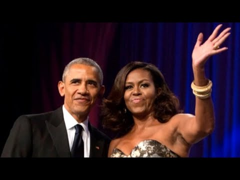 Netflix announces deal with the Obamas for new s, films
