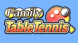 Gymnasium Court - Family Table Tennis Music Extended