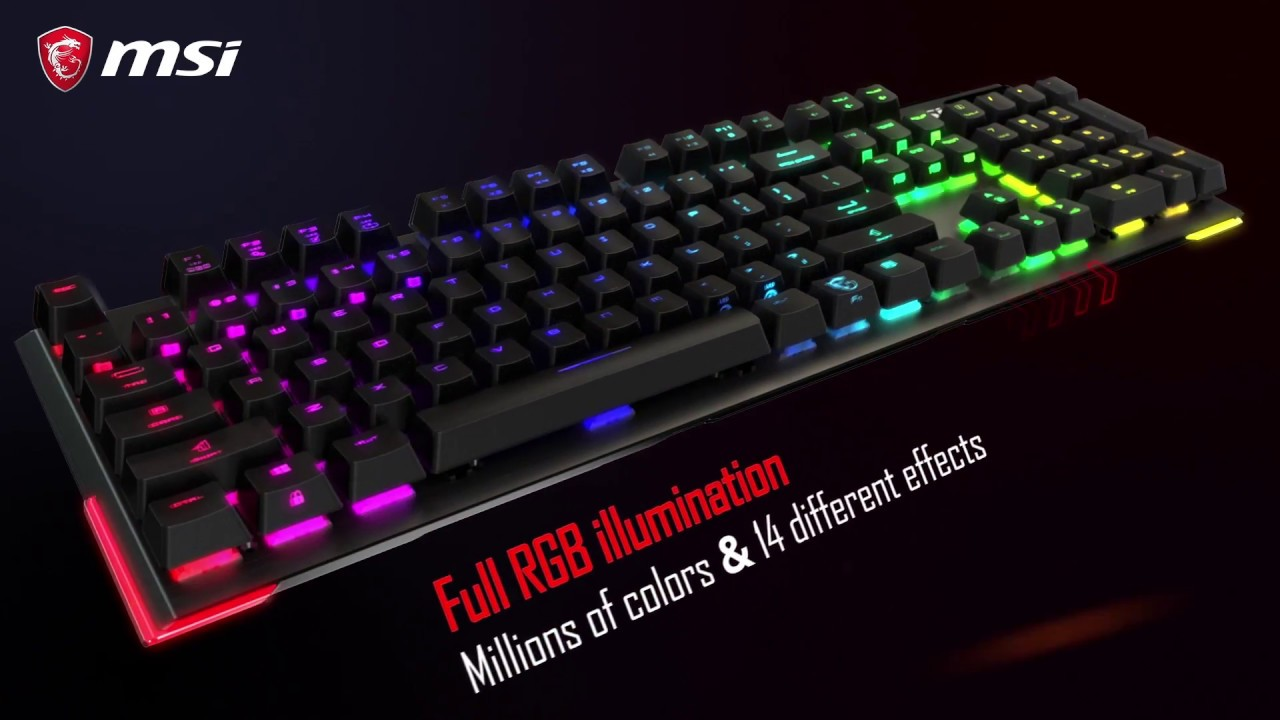 Découvrez le clavier gaming Vigor GK80