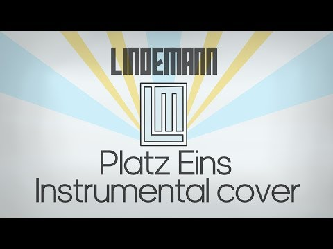 Lindemann - Platz Eins Instrumental Cover (+Drum Backing Track)