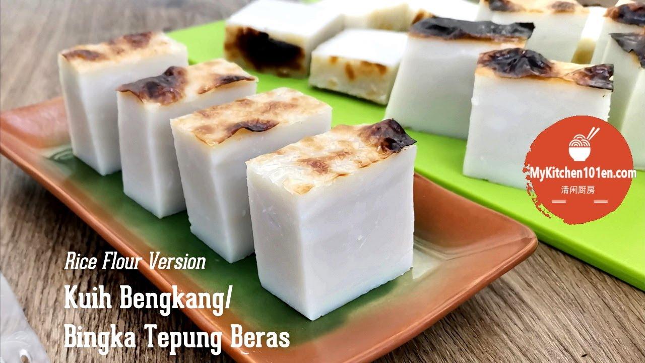 kuih guna tepung beras tepung talam guna tepung beras inilah  pertama  menyediakan Resepi Kuih Apam Kukus Enak dan Mudah