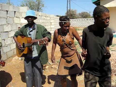 Botswana Music  - Guitarz & Dance -