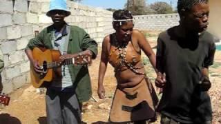 """Botswana Music  - Guitarz & Dance - """"Mosadi""""."""