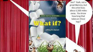 What if? book trailer
