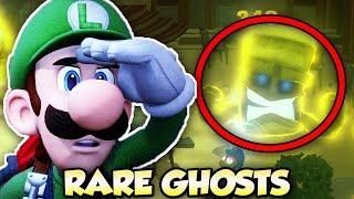 BOMB HAMMER!  Luigi's Mansion 3 RARE GHOST HUNT ScareScraper: Part 1!