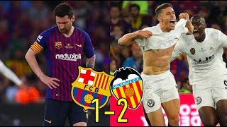 Barcelona 1-2 Valencia | Narración de Manolo Lama en Tiempo de Juego COPE