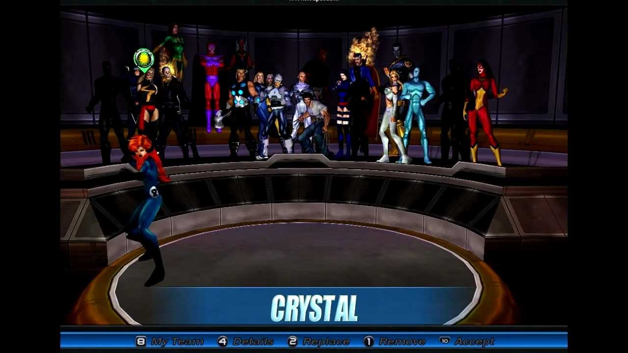 Скачать мод marvel ultimate alliance
