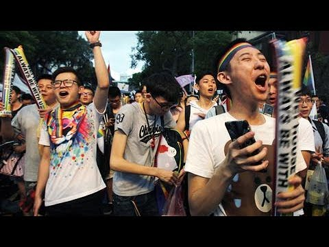 Gay Rights in Asia: One Milestone, Many Hurdles