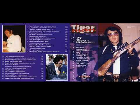 Elvis Presley Tiger Man An alternate Anthology Vol.6