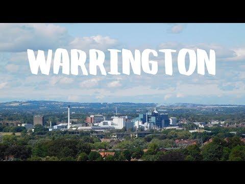 Warrington - A Place Between Manchester & Liverpool (Short Film)