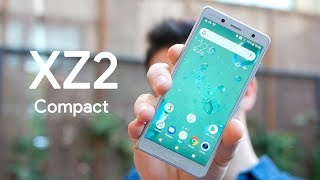 XPERIA XZ2 Compact, ¿el MEJOR gama ALTA compacto de 2018?