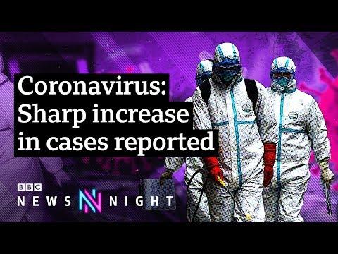 Coronavirus: How Should China's Handling Of The Crisis Inform Our Response? - BBC Newsnight