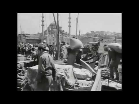 """""""America America"""" Filminde (1963) Yılı İstanbulu"""