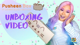 Pusheen Box Unboxing Video (Winter 2019)