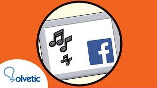 Como subir un video a facebook con musica