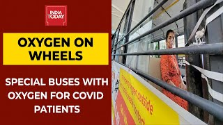 Oxygen On Wheels: Initiative To Save Covid Patients Waiting Outside Tamil Nadu Hospitals | Good News