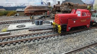 'Anglo American Day' – Model RailRoad