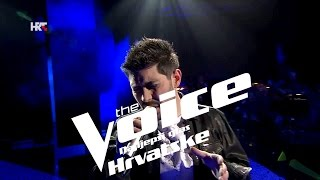 "Vedran Ljubenko: ""Stairway To Heaven"" - The Voice of Croatia - Season2 - Live1"